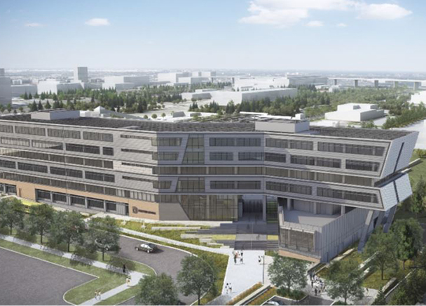 Denver Water Operations Complex Redevelopment