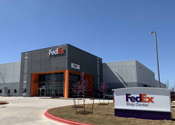 Trammell Crow Company Announces Completion of 85,000-Square-Foot Austin Distribution Facility for FedEx