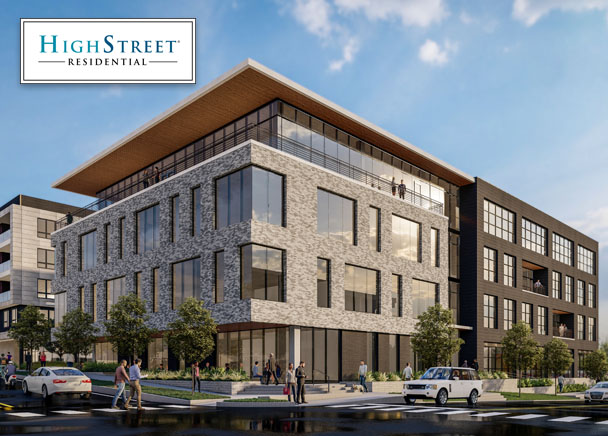 Trammell Crow Company and High Street Residential Announce 280,000-Square-Foot Mixed-Use Development in East Austin