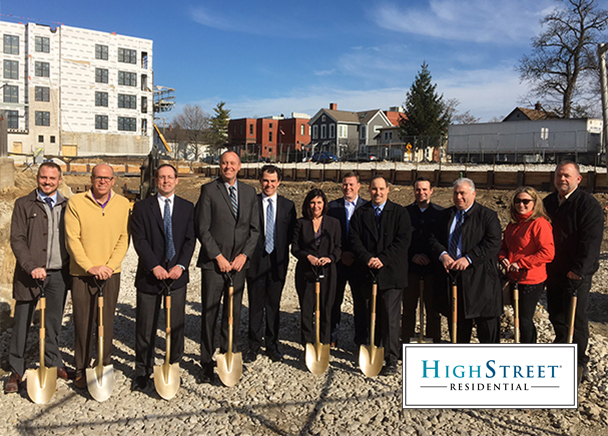 High Street Residential Breaks Ground on Luxury Community: Maple&Main