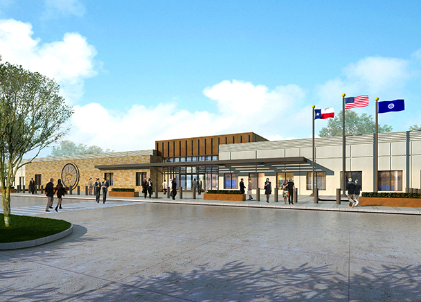 Construction Begins on New GSA Project in Irving, Texas
