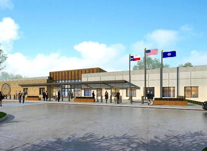 Trammell Crow Company Announces Completion of 260,00-Square-Foot Texas Service Center for US Citizenship and Immigration Services