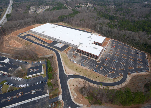 Trammell Crow Company Announces Completion of 340,000-Square-Foot Atlanta Community Food Bank; industrial development