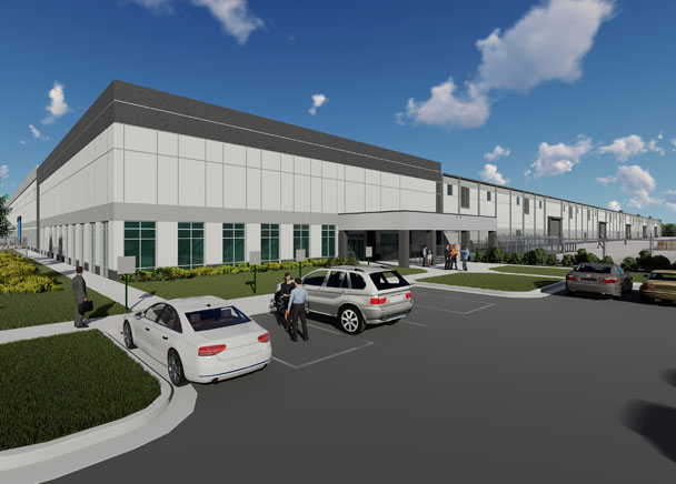 Trammell Crow Company Announces Plans For Home Depot Build To Suit Facility In Stonecrest Georgia Tcc