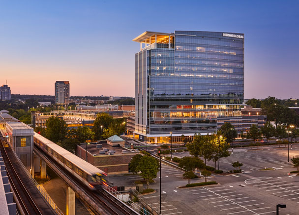 Trammell Crow Company Opens 345,000-Square-Foot Transit-Oriented Office Development in Atlanta