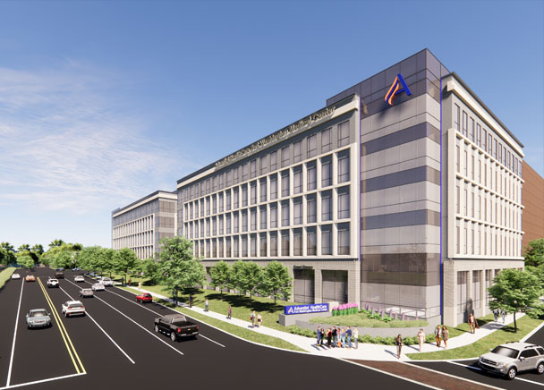 Trammell Crow Company and Seavest Break Ground on 97,000-Square-Foot Medical Office Building in Maryland