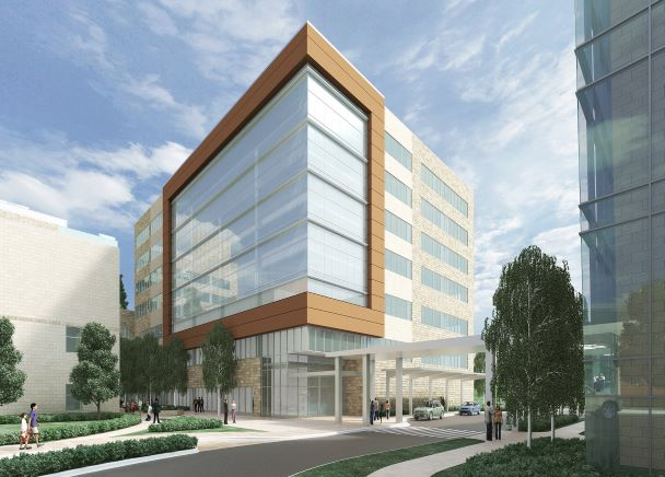 Construction Begins on 169K-Square-Foot Medical Pavilion at White Oak