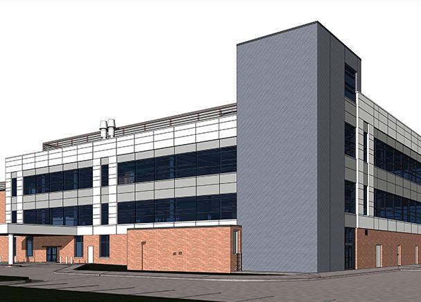 Seavest and TCC Begin Development of Neighborhood Hospital