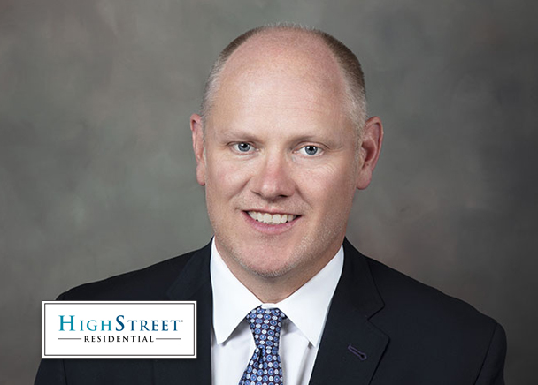 Trammell Crow Company and High Street Residential Appoint New Senior Vice President in Denver