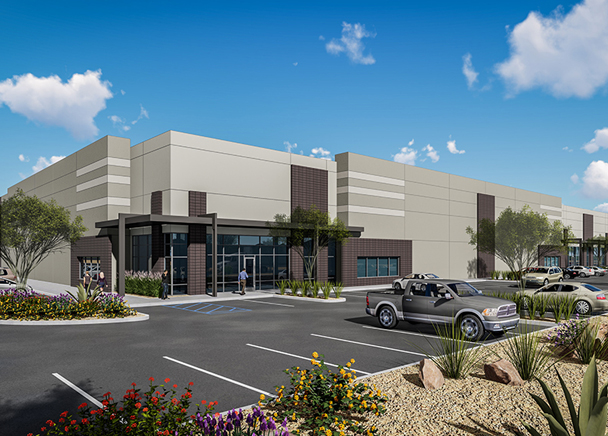 PR Image - Gilbert Gateway Commerce Park Unveiled