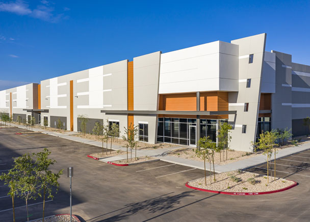 Trammell Crow Company and CBRE Global Investors Announce Completion of Park Aldea and a Full-Building Lease