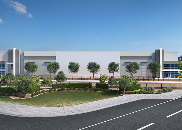 Construction Begins on San Leandro Business Center
