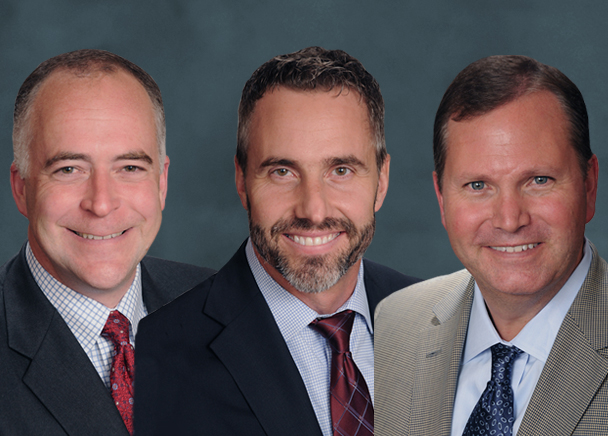 Three Promoted to Managing Director in TCC Seattle